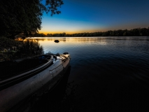 Dawn at Pennyfield Lock