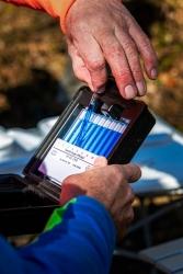 Identifying the pH