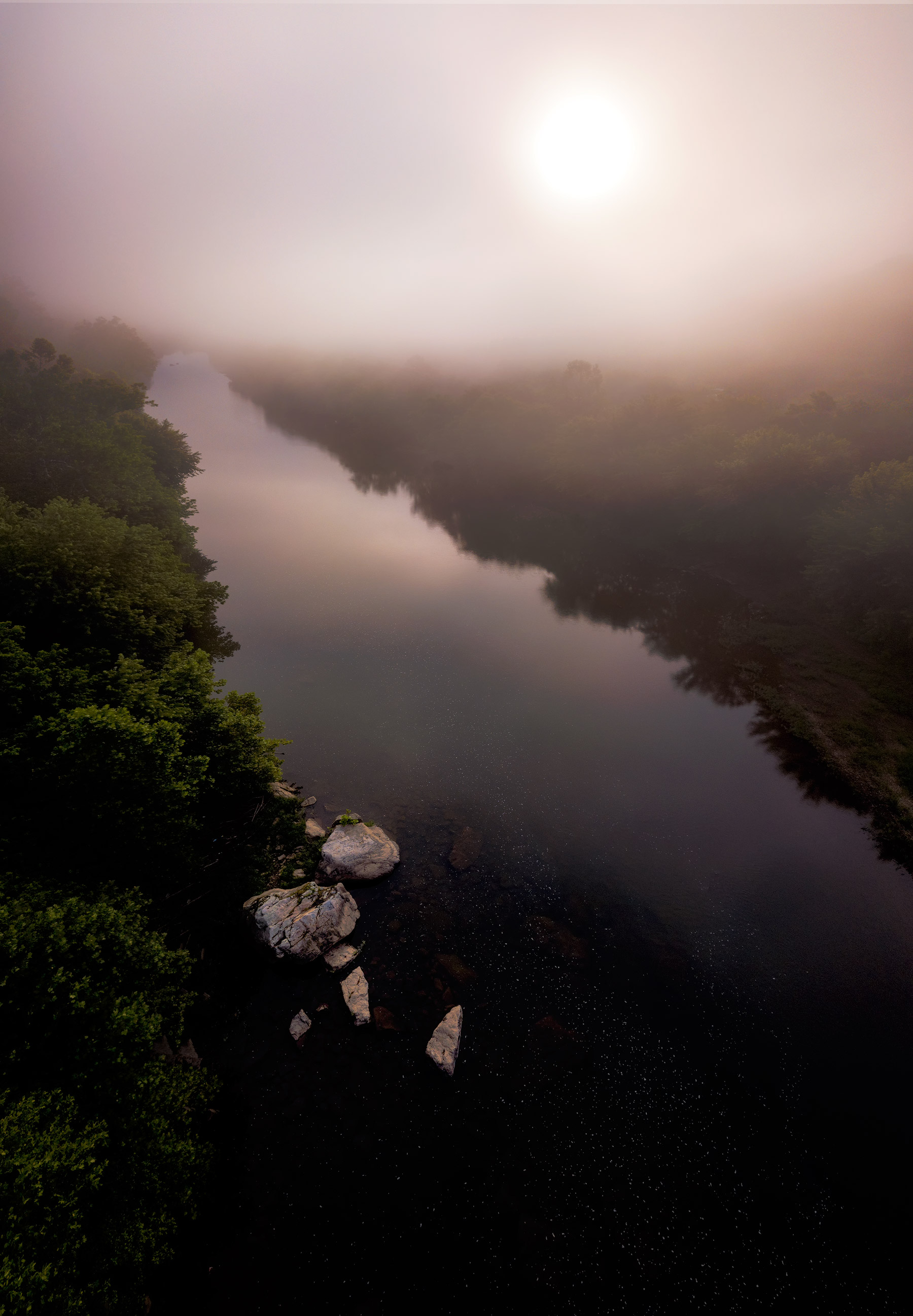 South Branch Below the Fog